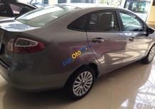 Bán Ford Fiesta 1.6AT 2012, màu xám số tự động giá cạnh tranh