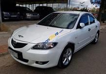 Bán xe cũ Mazda 3 1.6AT Sport năm 2005, màu trắng