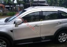 Bán xe Chevrolet Captiva LT sản xuất 2009, màu bạc số sàn, giá tốt