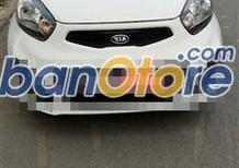 Gia đình bán ô tô Kia Morning đời 2012 giá cạnh tranh