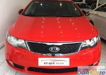Cần bán gấp Kia Cerato năm 2012, màu đỏ, nhập khẩu Hàn Quốc, số tự động, 545 triệu