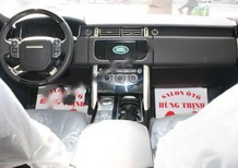 Bán xe LandRover Range Rover HSE đời 2015, màu trắng, xe nhập