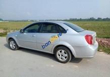 Cần bán xe Daewoo Lacetti đời 2009, màu bạc, giá chỉ 278 triệu