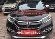 Bán Honda CRV 2.4, biển HN, tên cá nhân-chính chủ, Sx 2015, Đk 2016