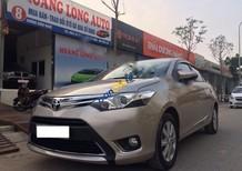 Cần bán xe cũ Toyota Vios G 1.5AT đời 2014 như mới