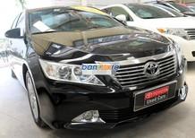 Tôi bán xe Toyota Camry sản xuất 2013, màu đen