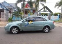 Bán Daewoo Lacetti sản xuất 2004, màu xanh lam còn mới