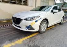 Bán ô tô Mazda 3 1.5 đời 2016, màu trắng, giá tốt