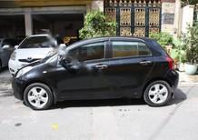 Cần bán Toyota Yaris 1.3AT năm 2008, màu đen, nhập khẩu nguyên chiếc số tự động