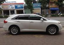 Cần bán gấp Toyota Venza 2009, màu trắng, nhập khẩu, chính chủ