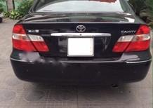 Em cần bán xe Camry 2.4 đăng ký lần đầu T12/2002