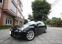 Bán BMW 5 Series Lci E60 đời 2007, màu đen, nhập khẩu chính hãng, 655tr