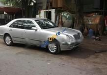 Cần bán gấp Mercedes E240 sản xuất 2001, màu vàng, xe nhập số tự động