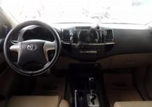 Bán xe Toyota Fortuner V 4x2AT đời 2016, màu đen