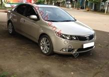 Cần bán xe Kia Forte 2011, số tự động kèm số tay 6 cấp trên vô lăng