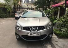 Cần bán xe Nissan Qashqai đời 2011, màu bạc, nhập khẩu nguyên chiếc