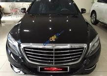 Bán Mercedes S500 đời 2013, màu đen chính chủ