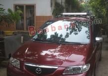 Bán xe Mazda Premacy 1.8AT năm 2003, màu đỏ, nhập khẩu