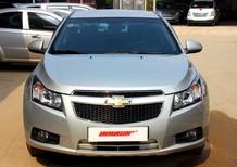 Bán xe Chevrolet Cruze LTZ 1.8AT SX 2012, màu bạc, 61.500km, 465tr