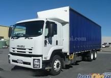 Bán xe tải Isuzu Xe tải 15,6 tấn FVM34T ( 6x2 ) có mức giá rẻ nhất 2017 giá 1 tỷ 200 triệu  (~57,143 USD)