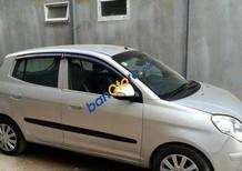 Cần bán lại xe Kia Picanto MT 2007, màu bạc, nhập khẩu nguyên chiếc số sàn