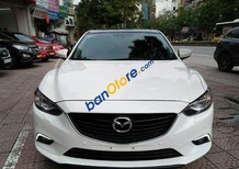 Bán Mazda 6 2.5G năm 2016, màu trắng