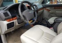 Cần bán gấp Toyota Land Cruiser Prado GX sản xuất 2006, màu đen, nhập khẩu nguyên chiếc số sàn