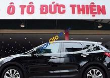 Cần bán xe Hyundai Santa Fe CRDI đời 2014, màu đen, nhập khẩu nguyên chiếc chính chủ