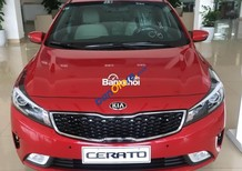 Bán xe Kia Cerato 1.6AT đời 2017, màu đỏ