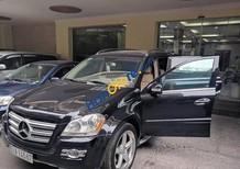 Cần bán lại xe Mercedes GL550 đời 2007, màu đen, nhập khẩu nguyên chiếc chính chủ