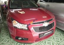 Cần bán Chevrolet Cruze đời 2014, màu đỏ, 580tr
