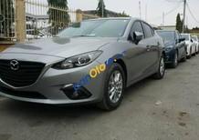 Cần bán xe Mazda 3 đời 2016, màu xám, giá 653tr