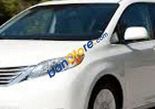 Bán xe Toyota Sienna 3.5L Limited AT đời 2017, màu trắng