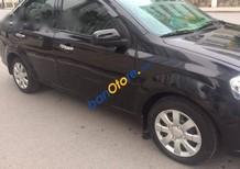 Bán xe cũ Daewoo Gentra SX đời 2009, màu đen