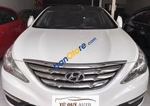 Tứ Quý Auto bán Hyundai Sonata 2.0AT đời 2010, màu trắng