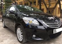 Cần bán Toyota Vios E đời 2010, màu đen, giá 342tr