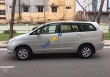 Bán xe cũ Toyota Innova G sản xuất 2008, màu bạc còn mới, 455tr