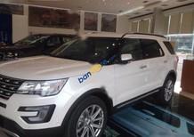 Cần bán Ford Explorer Limited 2016, màu trắng, nhập khẩu nguyên chiếc