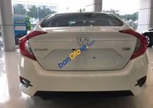 Auto cần bán xe Honda Civic đời 2016, màu trắng
