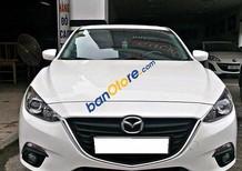Bán Mazda 3 2.0AT đời 2015, màu trắng số tự động, giá chỉ 775 triệu