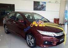 Honda Ô Tô Phước Thành cần bán xe Honda City 1.5 CVT đời 2017, màu đỏ, 583 triệu