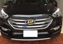 Thành Đạt Ô Tô bán Hyundai Santa Fe 2.4 đời 2016, màu đen số tự động
