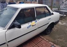 Cần bán gấp Toyota Corolla đời 1982, màu trắng, nhập khẩu nguyên chiếc