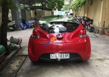 Cần bán lại xe Hyundai Veloster đời 2011, màu đỏ, nhập khẩu, 560 triệu