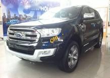Bán xe Ford Everest 2016, màu đen