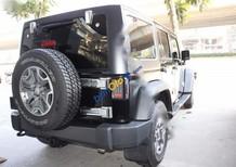 Cần bán Jeep Wrangler Rubicon đời 2015, màu đen, xe nhập