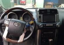 Cần bán gấp Toyota Prado TXL đời 2010, màu đen, nhập khẩu nguyên chiếc