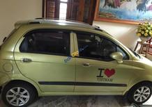 Cần bán lại xe Chevrolet Spark LT đời 2009 số tự động