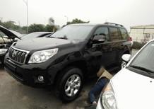 Cần bán gấp Toyota Prado TXL đời 2012, màu đen, nhập khẩu