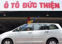 Bán Toyota Innova G đời 2009, màu bạc chính chủ